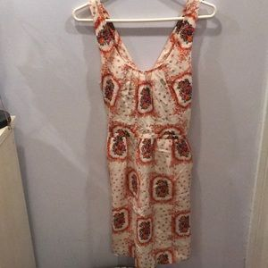 NWOT floral dress from Madewell